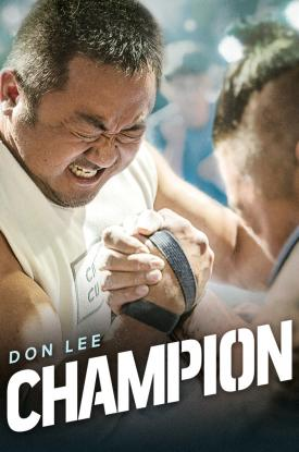 Champion (2018) - Official movie poster from Well Go USA