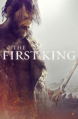 The First King poster