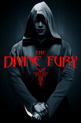 The Divine Fury 사자 Official Movie Poster released by film distributor Well Go USA.