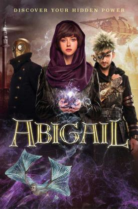 Abigail (2020) official movie poster art by Well Go USA Entertainment