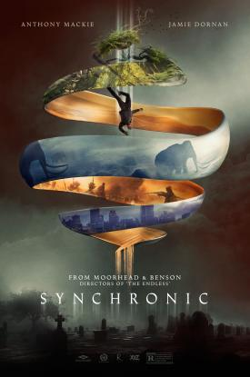 SYNCHRONIC (2020) Official Poster from Well Go USA