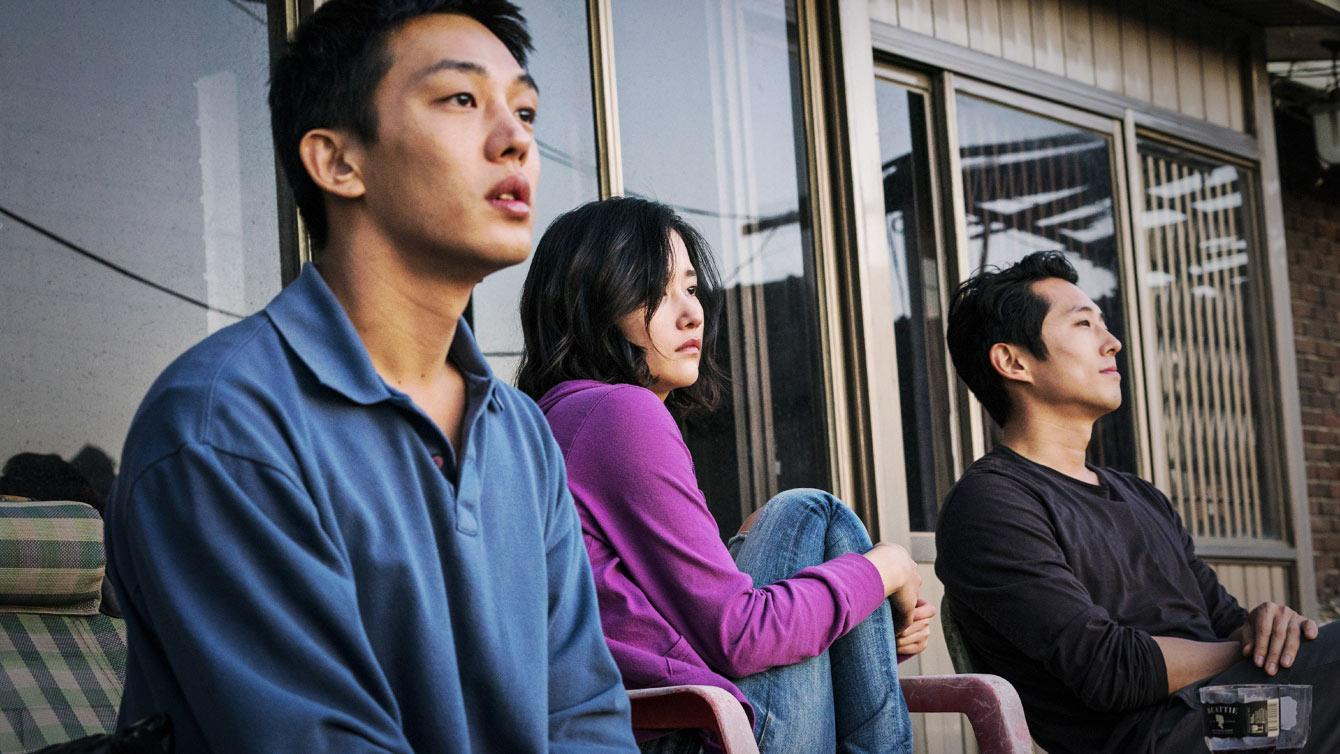 BURNING is a masterful movie, directed by Chnag-dong Lee and based on a short story by Haruki Murakami.