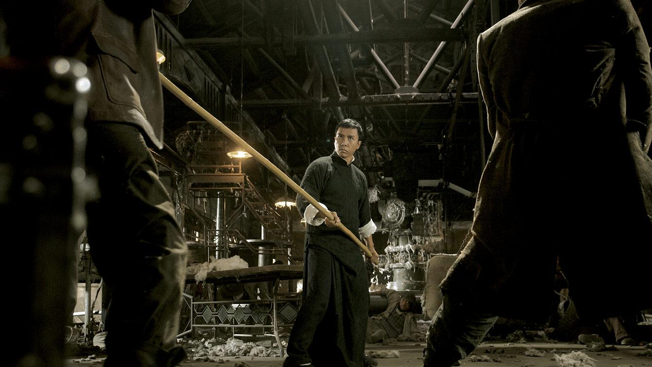 Well Go USA Entertainment Ip Man movie franchise