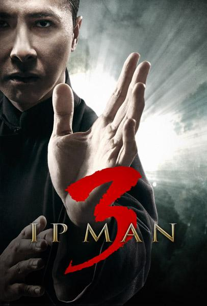 Ip Man 3 (2016) Official Well Go USA movie poster