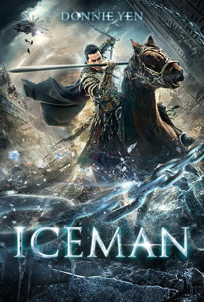 ICEMAN (2014) official movie poster from Well Go USA Entertainment