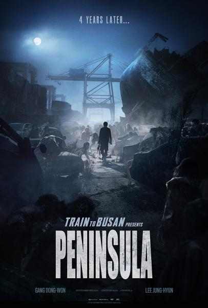 Train to Busan: Peninsula continues brings new zombie horror action drama to Korean peninsula