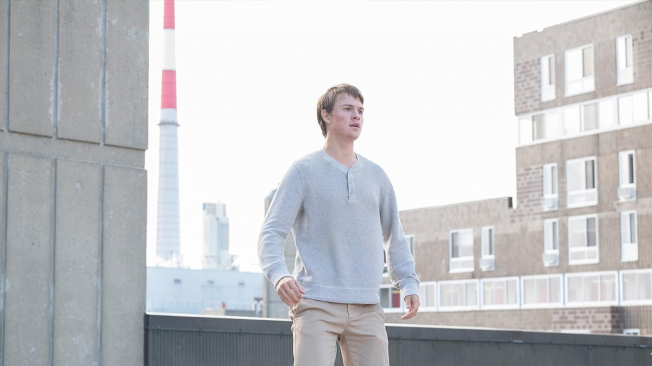 Ansel Elgort (known for Baby Driver, The Fault In Our Stars) stars in JONATHAN.