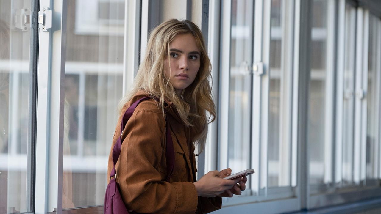 Suki Waterhouse (Insurgent, Assassination Nation) stars alongside Patricia Clarkson and Ansel Elgort in the film JONATHAN.