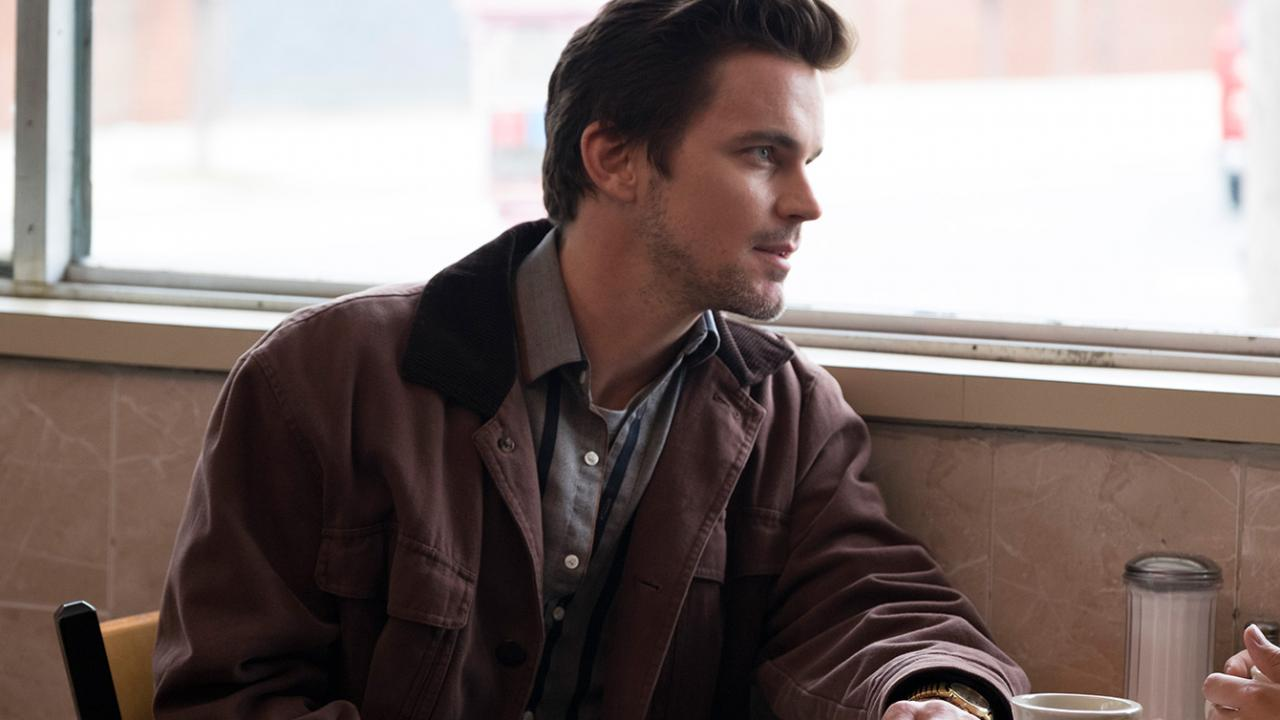 Catch Matt Bomer in sci-fi tinged drama JONATHAN.