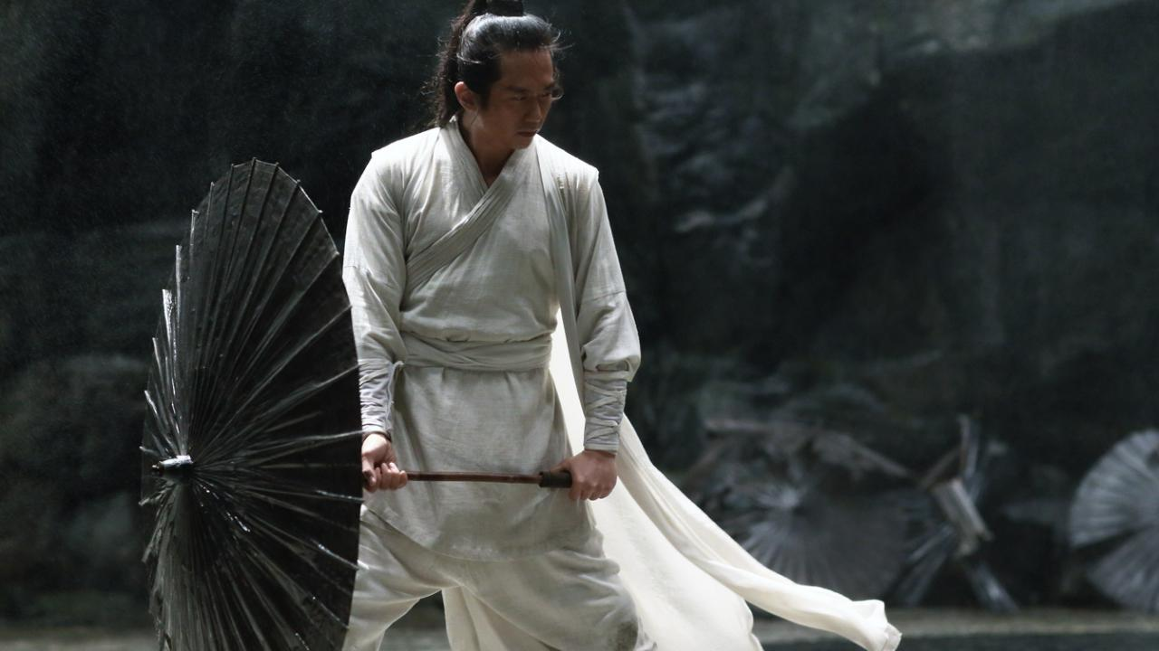 SHADOW, Chinese martial arts drama Zhang Yimou film